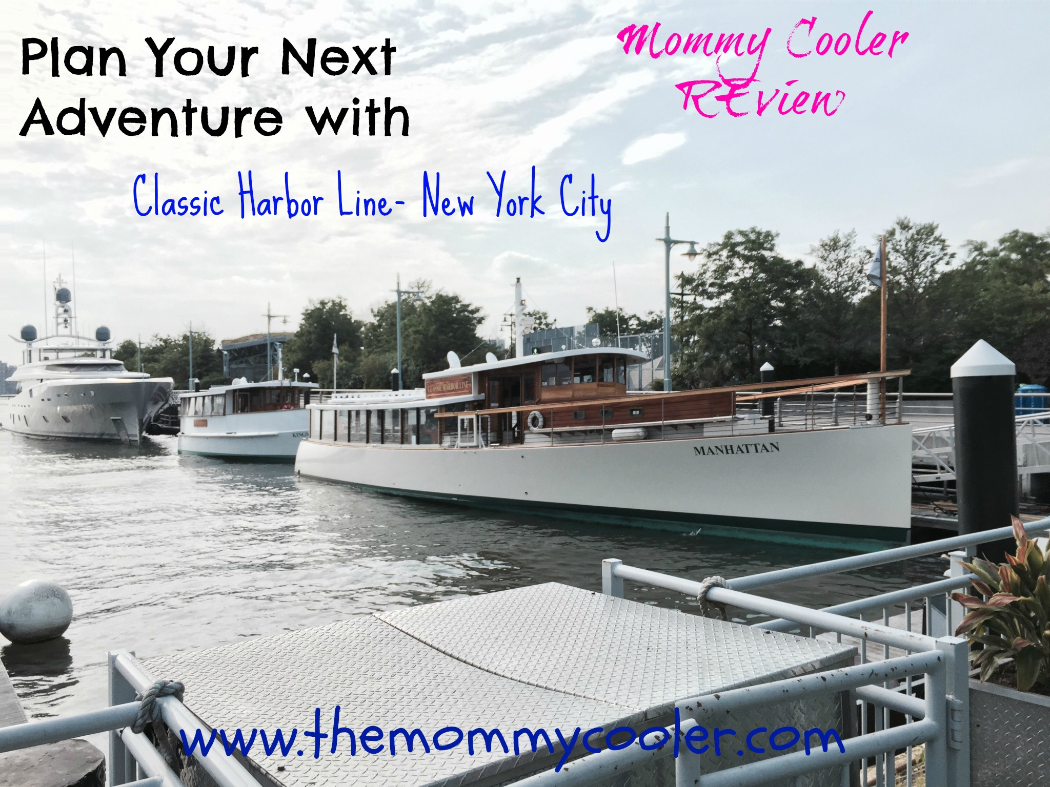 0ee837e1e5a My Review: Take Your Family On An Adventure with Classic Harbor Line ...