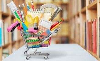 41099027 - education, back to school, shopping.