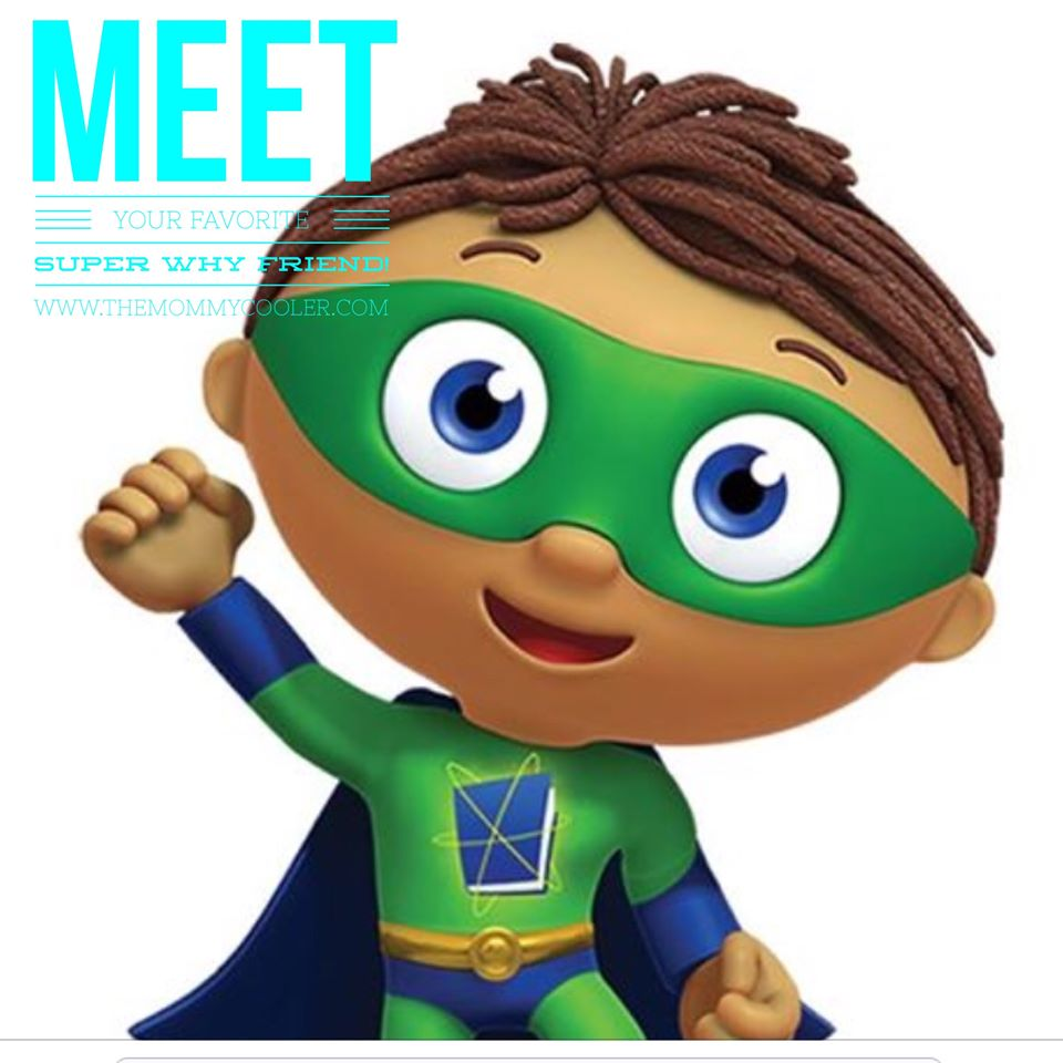 meet super why