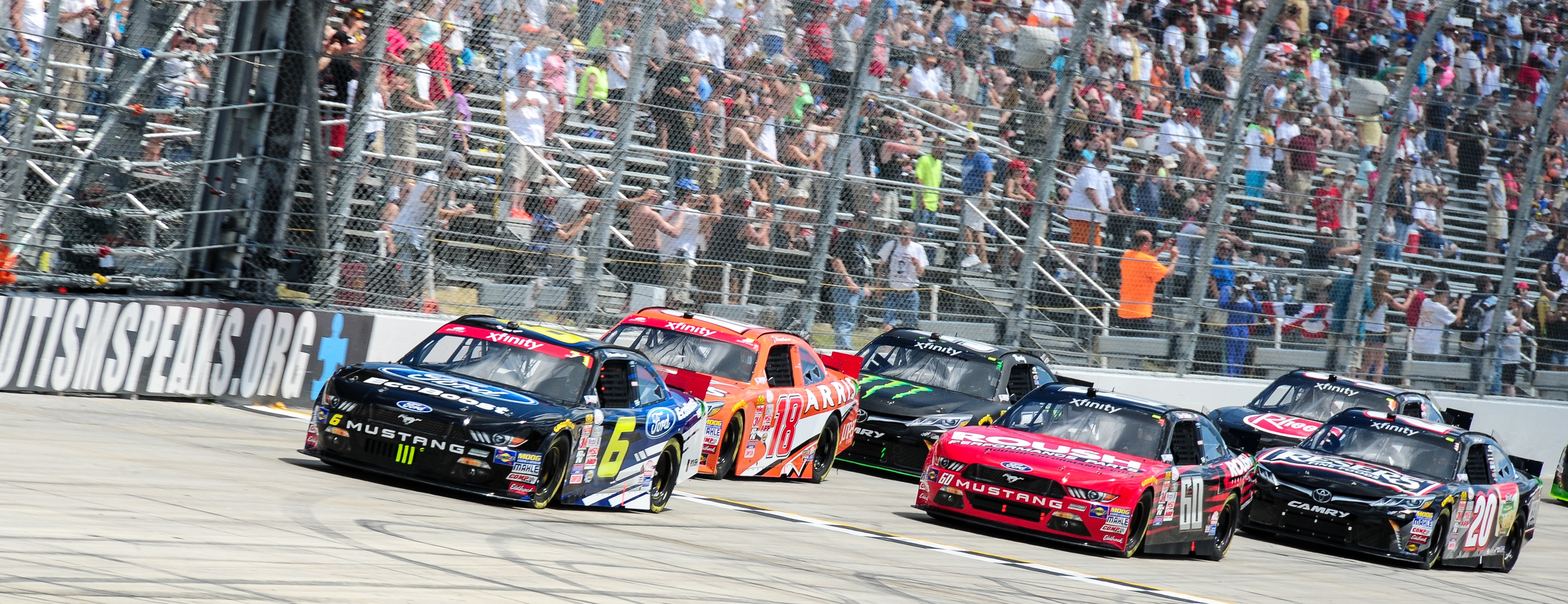 Add Fun to your Family Filled Weekend to attend the Nascar AAA 400