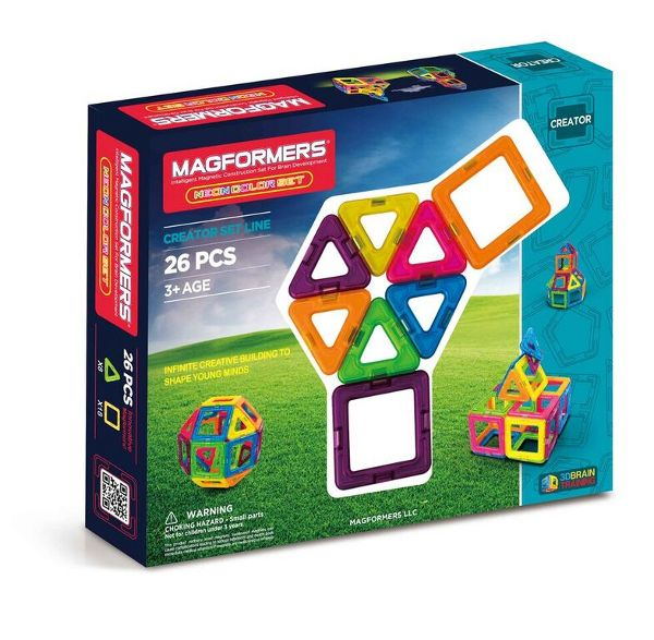Have your child make amazing creations with MAGFORMERS!!! #USFG