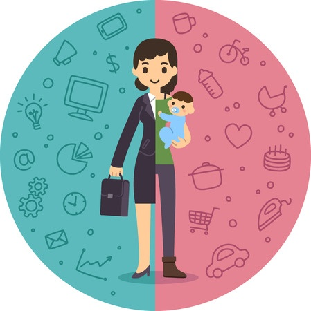 Working Mom to stay at Home Mom: The Struggle to be in Both Worlds!