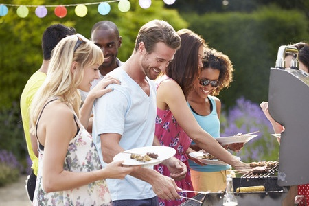 Holiday Weekend Coming Up? Plan for an Easy Impromptu BBQ  for Summer Fun!