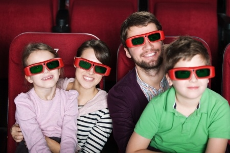 Let's Go to the Movies to Cool Off!!! Free or Low Cost Summer Activity for Parents and Kids!