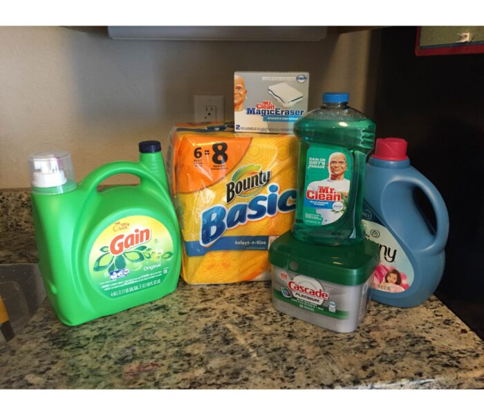 Walmart Saves Your Life Again By Avoiding The Oops Of Running Out Of Your Favorite P&G Products! #AvoidTheOops #sponsored