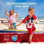 Calling all parents! Azul Hotels by Karisma & My Gym Children's Fitness Center have teamed up to host the #ImAMyGymKid Contest!