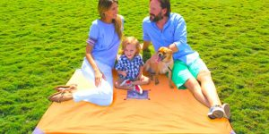 Monkey Mat Is Best for Families On The Go!!! #MonkeyMatLifestyle #usfg