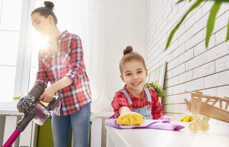 8 Cleaning Skills you should teach your child today!