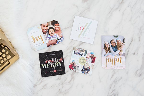 The Holidays are almost here! Get a moving with sharing those holiday memories with the holiday collection with AdoramaPix! #holidaycards