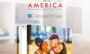 Looking for a canvas for a holiday gift? Get this FREE 12×8 Canvas Print Canvas on Sale!