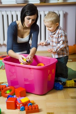 Spring Cleaning Time: How to declutter your kids room
