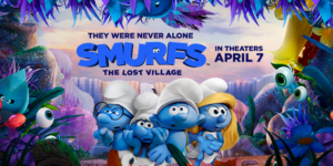 Take an adventure with Smurfs The Lost Village. Movie Review