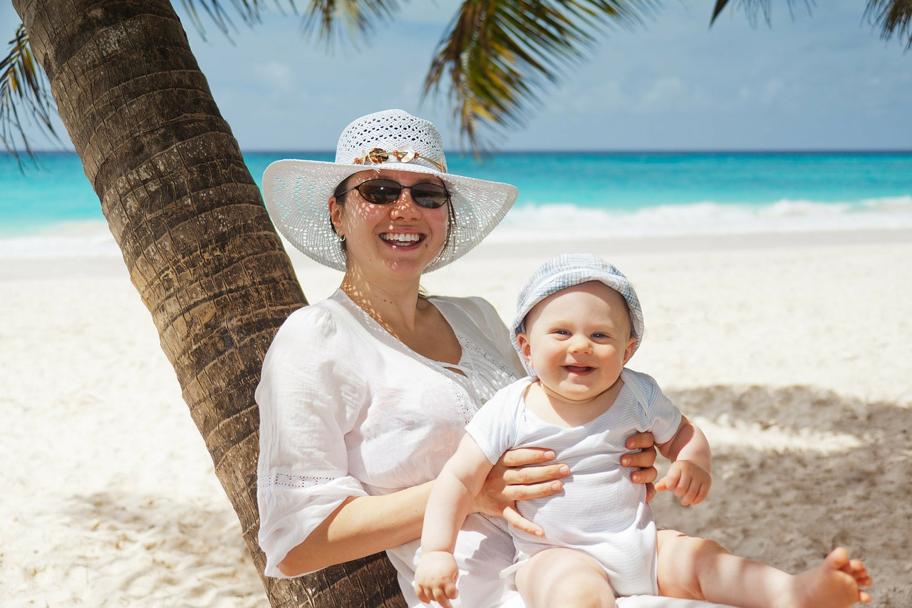 5 Steps to Avoid Sun Damaged Skin for the Whole Family