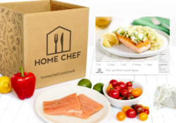 Make Dinner Time Even Easier with Meals From Home Chef!