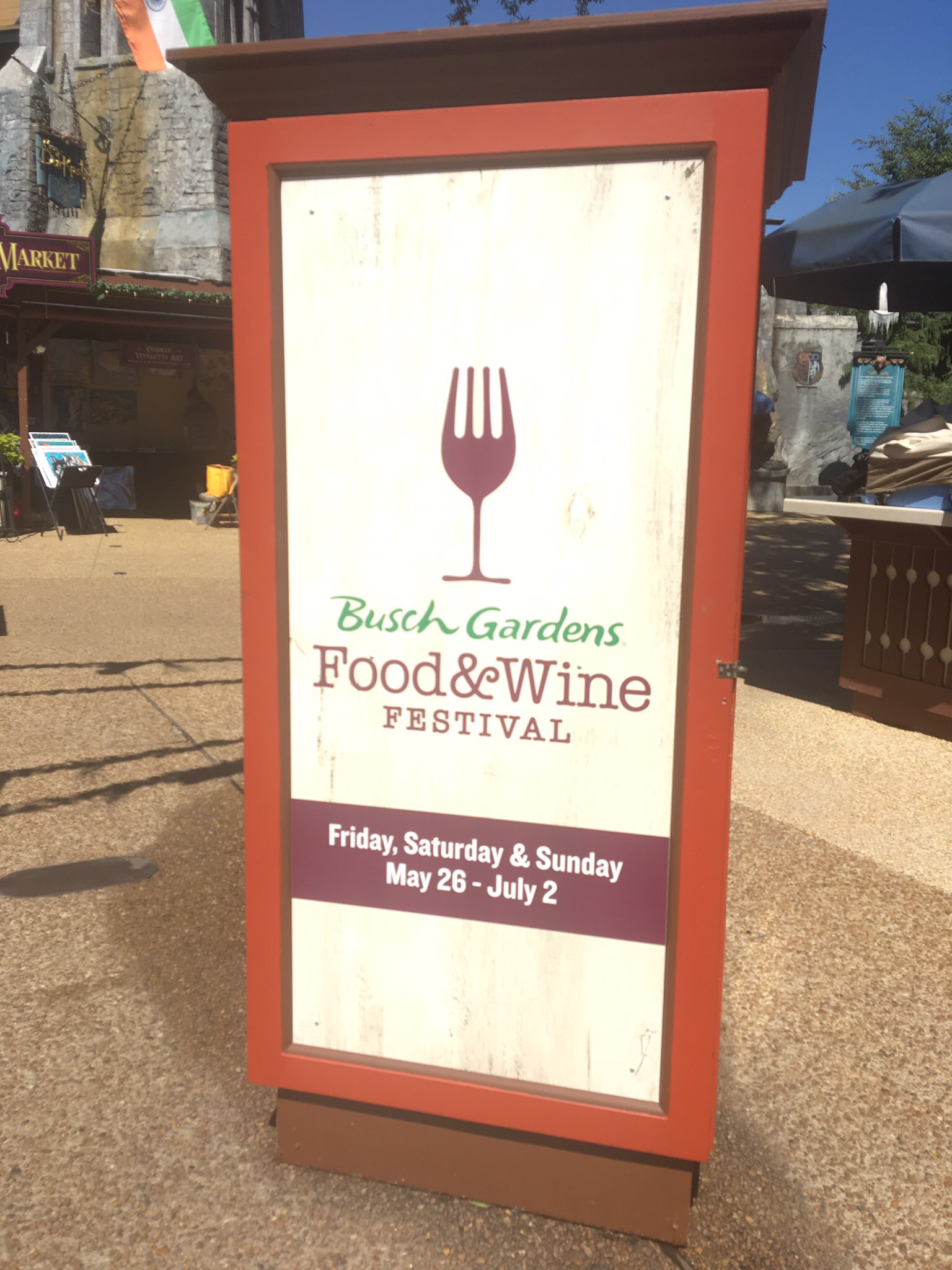 5 Ways To Get Most Of Out Of Your Busch Gardens Food Wine Festival Experience The Mommy