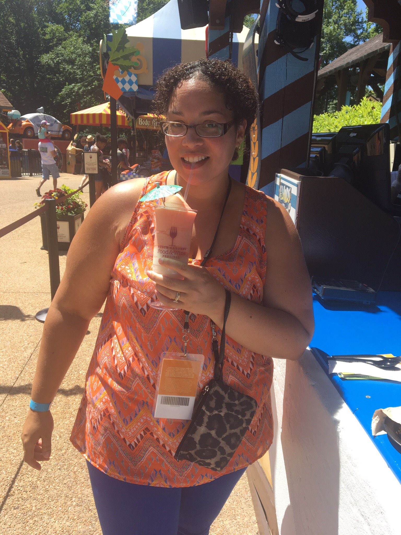 5 Ways to get most of out of your Busch Gardens ® Food & Wine Festival Experience!
