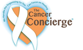 Have a loved one suffering from Cancer? Give them a boost with this book,  The Cancer Concierge