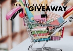 Get your Kids Ready For School with this Backpack Giveaway!