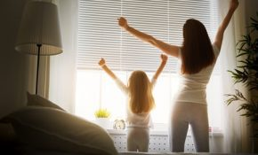 Get your Kids and You Back on Track with Fool Proof Tips for A Sleep Schedule Routine That Will Make Your Mornings Easier!