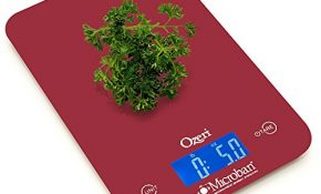 Measure your Food with Ease with Ozeri Touch!