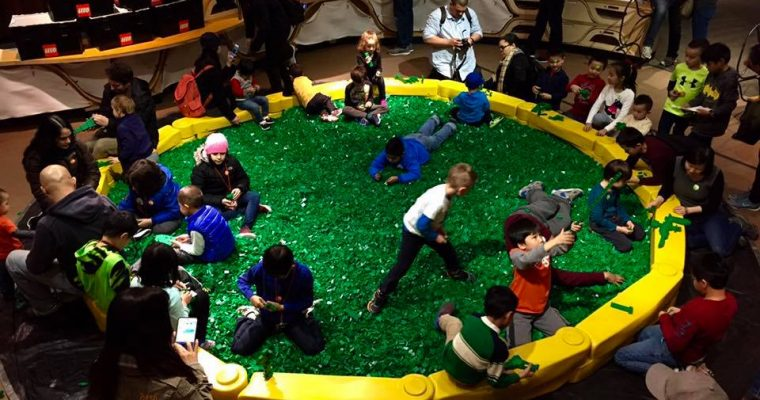 Let your Kids be Awesome at LEGO Brick Fest Live in Richmond, VA!!!!