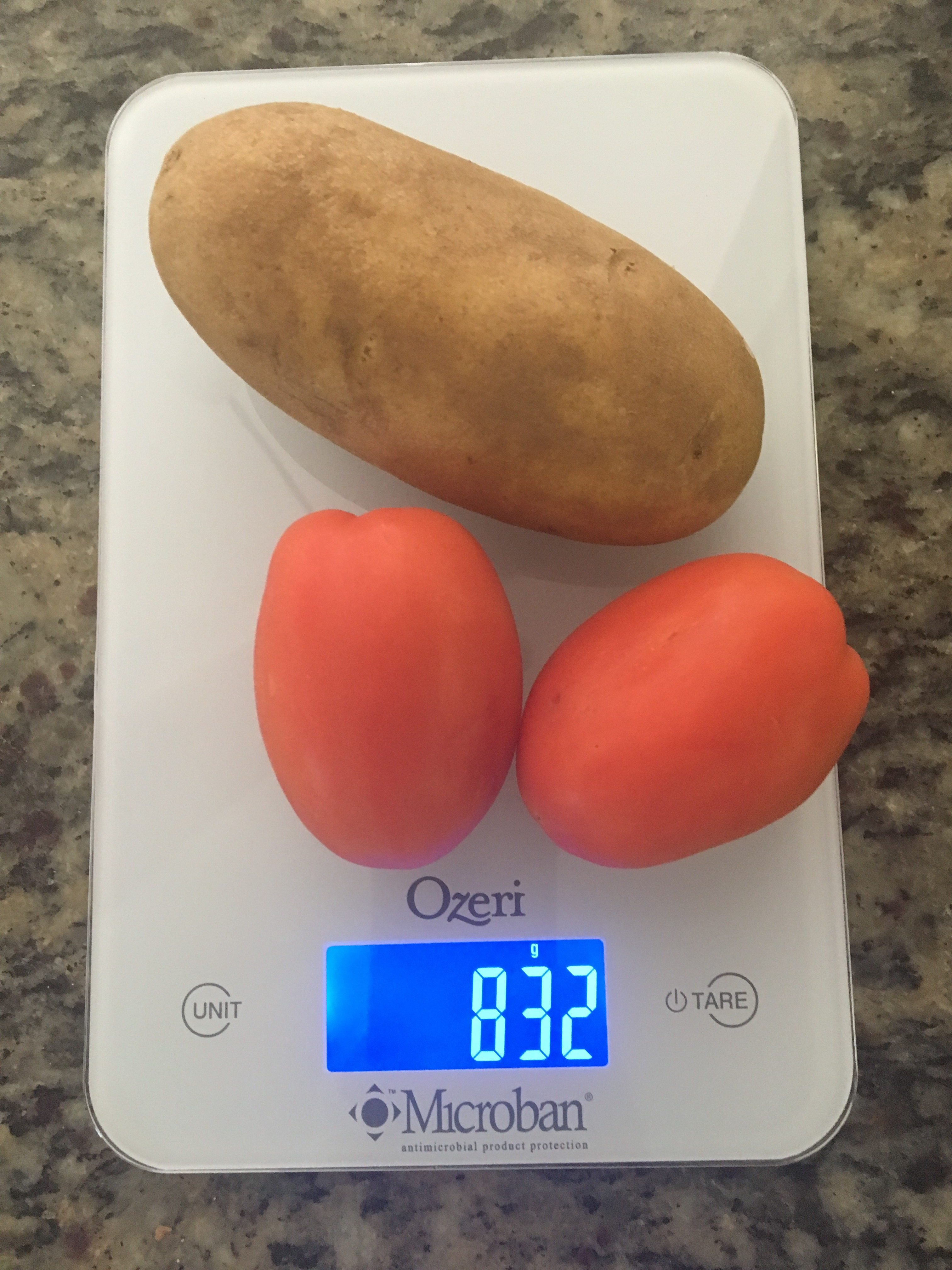 Kitchen Review: Help to weigh your food easily with Ozeri Touch Digital Scales!