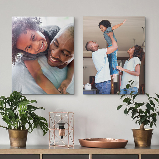Make your Memories Count this Holiday Season with Canvas on Demand!