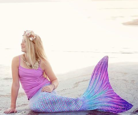 Give Your Child The Dream Gift of Becoming a Shark or a Mermaid!