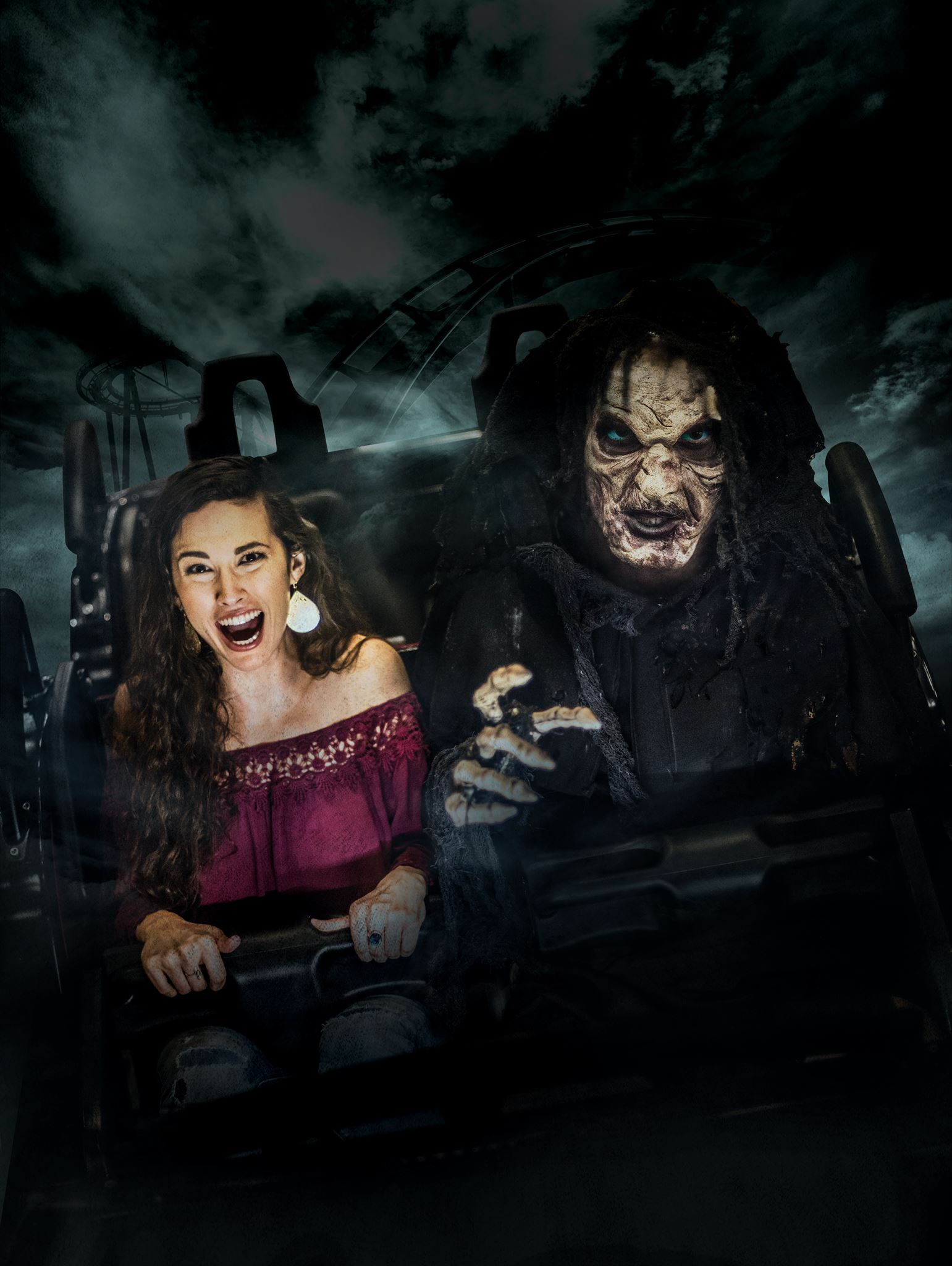 Fall Thrills and Frights Are Ready At Busch Gardens Howl O Scream!
