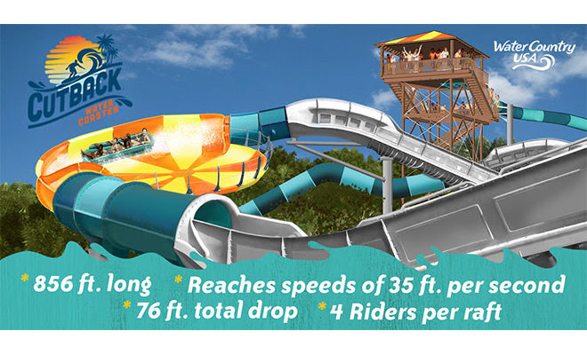 So Much Still To Come in 2018… But We Are Looking Ahead To More Thrills in 2019 at Busch Gardens and Water Country USA in Virginia!