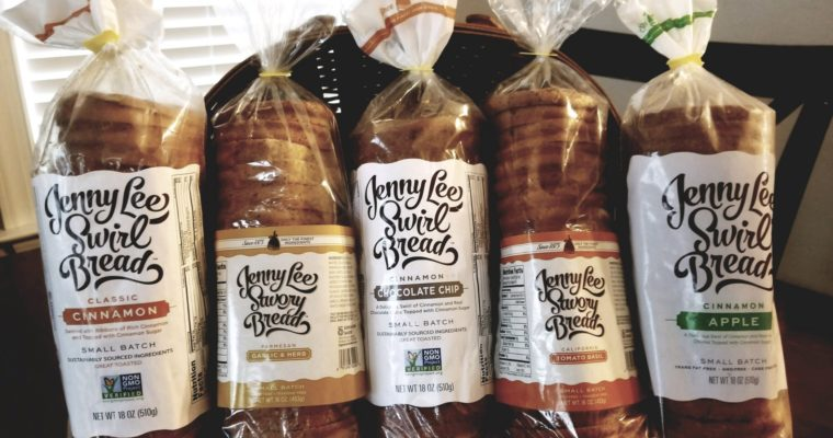 Nice To Meet You Jenny Lee! Sweet and Savory Bread That Makes Your Mouth Water!