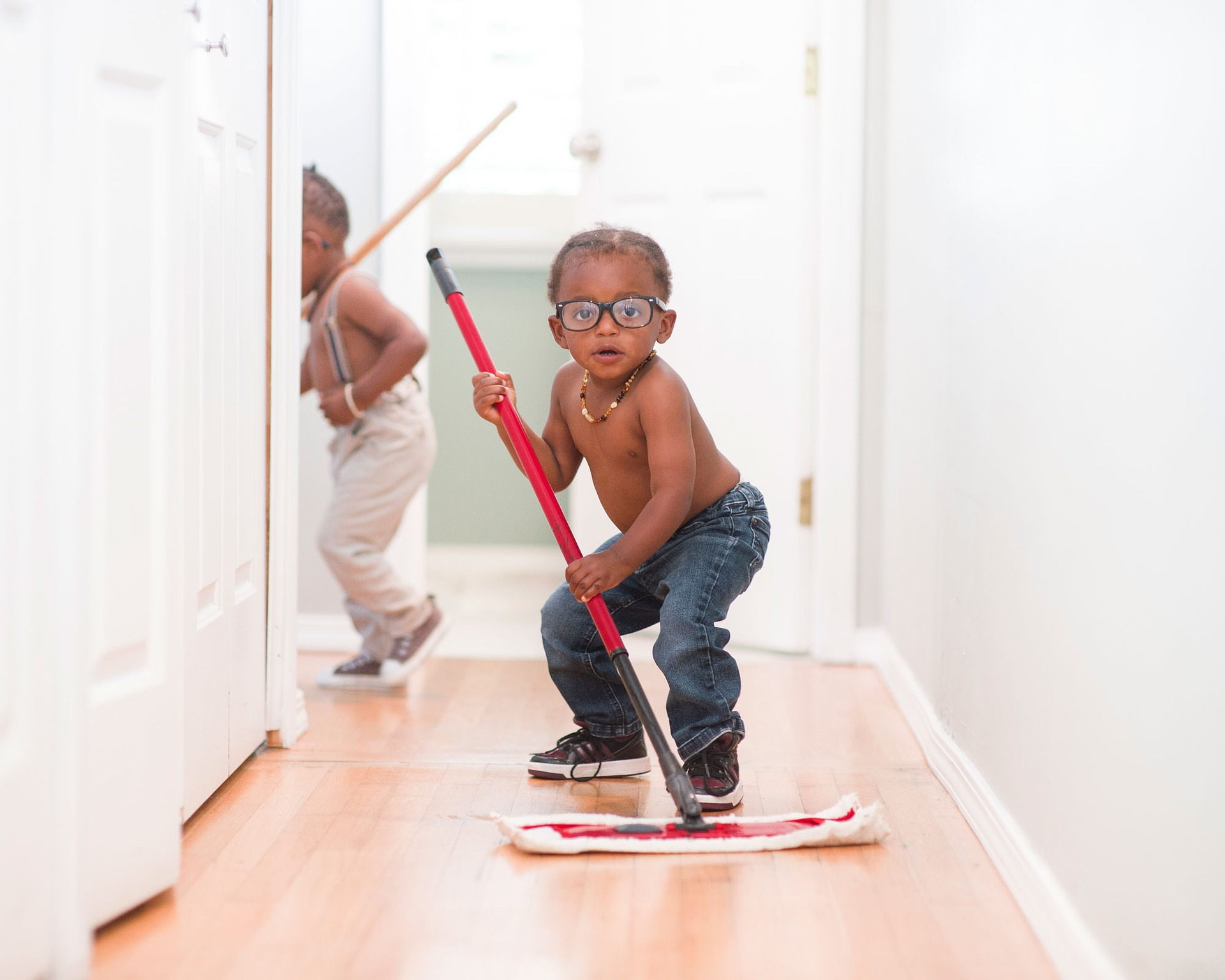 5 Smart Ways to Motivate Your Children to Help Around the House!