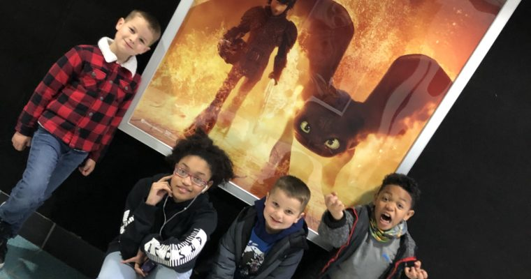 Families Get Ready to Enjoy How To Train Your Dragon: The Hidden World!