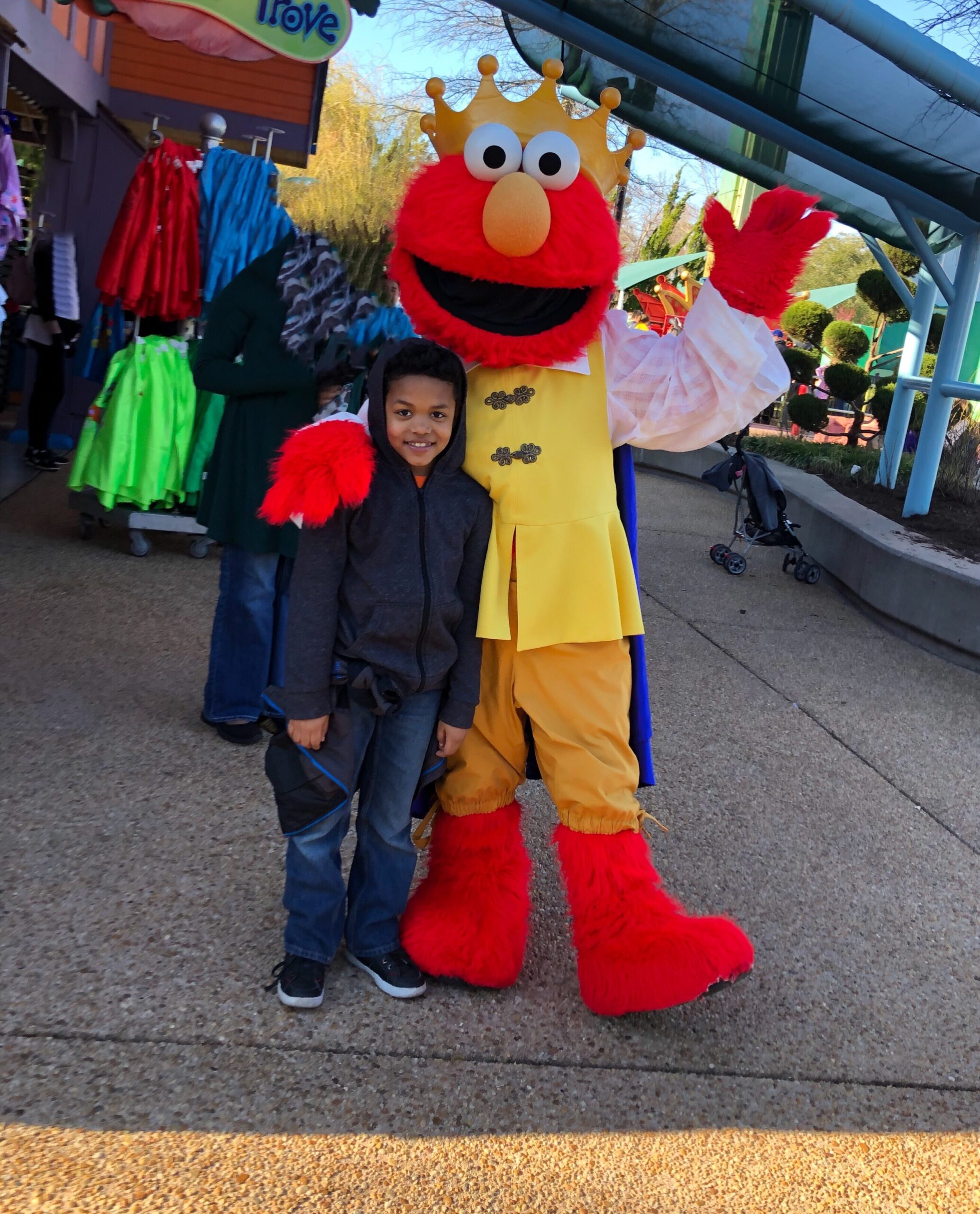 Time For Fun For The Kids For Sesame Street Kids Weekends in April!