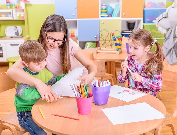 Key Reasons Why You Should Send Your Kid To A Childcare Center!