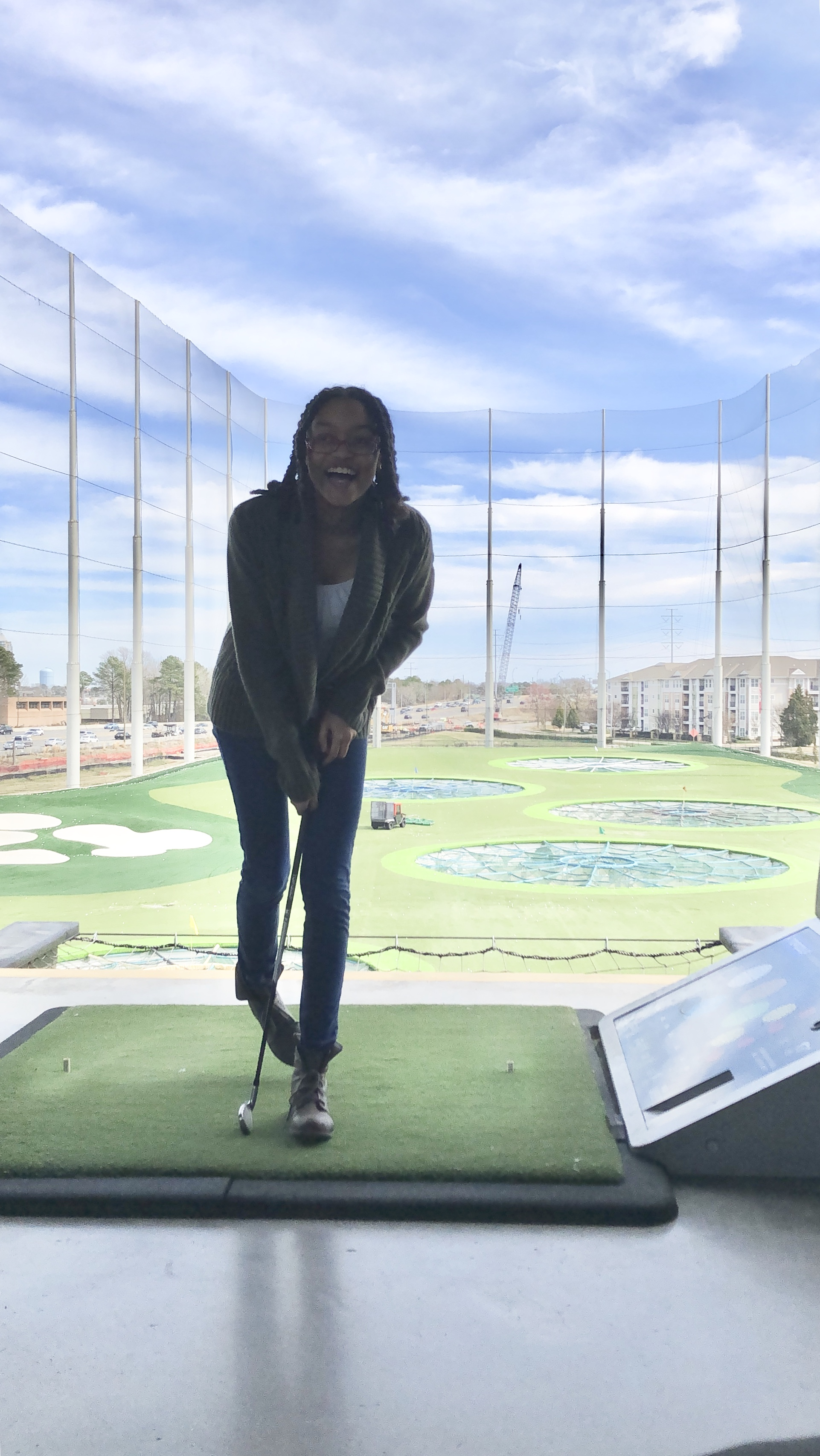 FAMILIES ARE WINNERS WITH AN FUN GOLF EXPERIENCE AT TOP GOLF