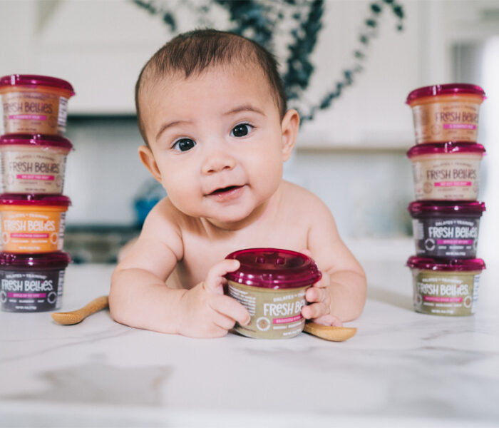 Moms: 5 Common Misconceptions When Starting Solids!