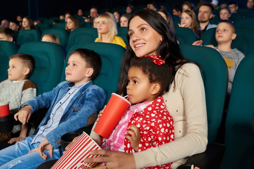 The Coming Summer Heat Has Us Craving Free Or Low-Cost Family Movies!!!