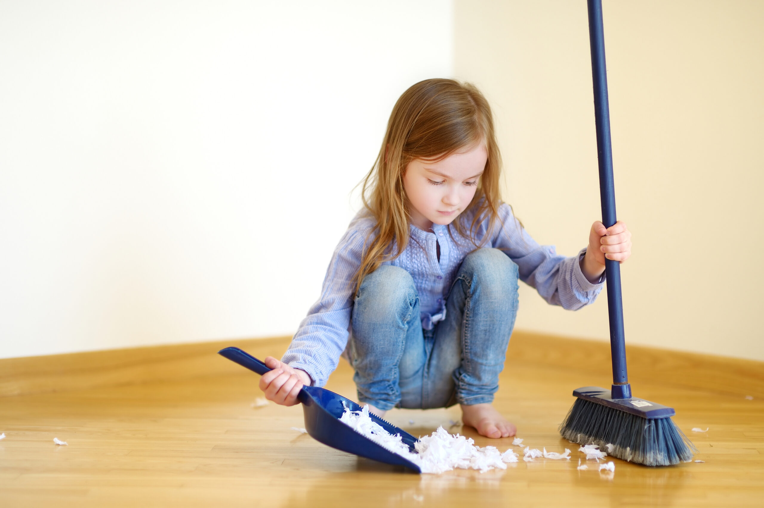 Why Your Children Need Chores to Succeed in Life!