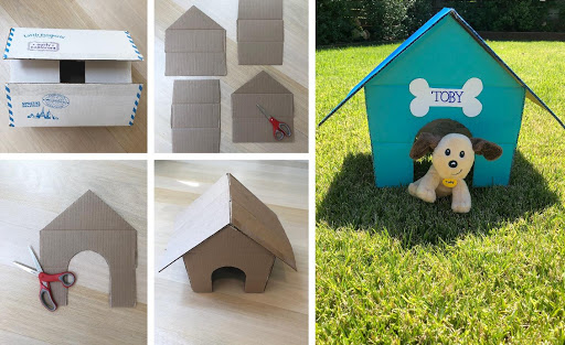 Upcycle DIY: Toby's Dog House