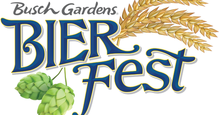 A Welcomed End To Summer at Busch Gardens: Bier Fest!