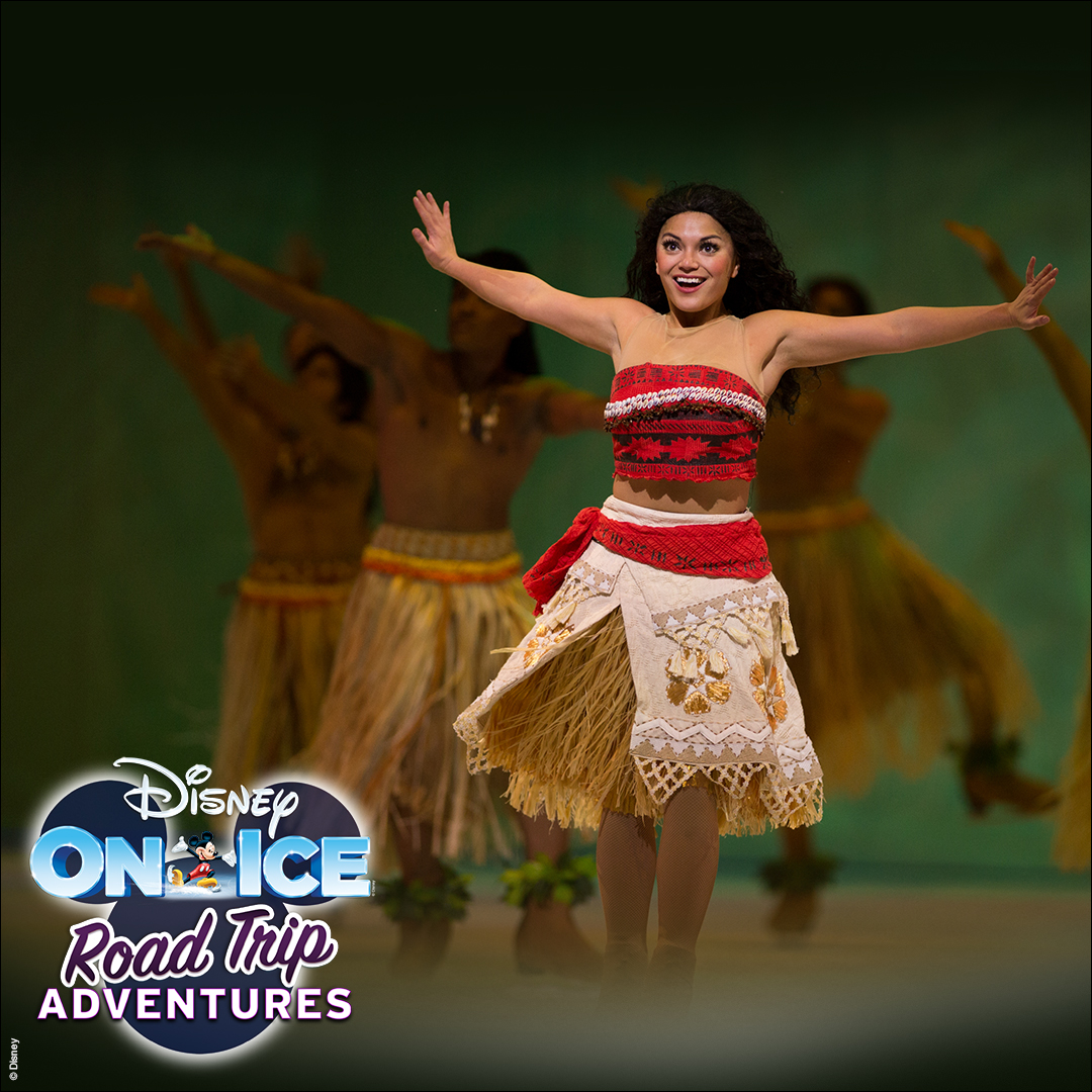 GOING ON A ROAD TRIP WITH DISNEY ON ICE: ROAD TRIP ADVENTURES