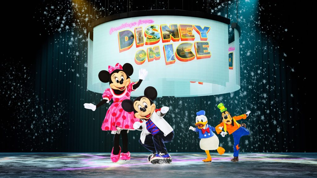 Review: We went on a wild ride with Disney On Ice presents Road Trip Adventures!
