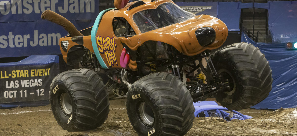 Non- Stop Action at Monster Jam® in Hampton Roads!