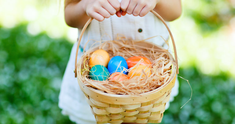 Easter and Spring Baskets Ideas Under $10