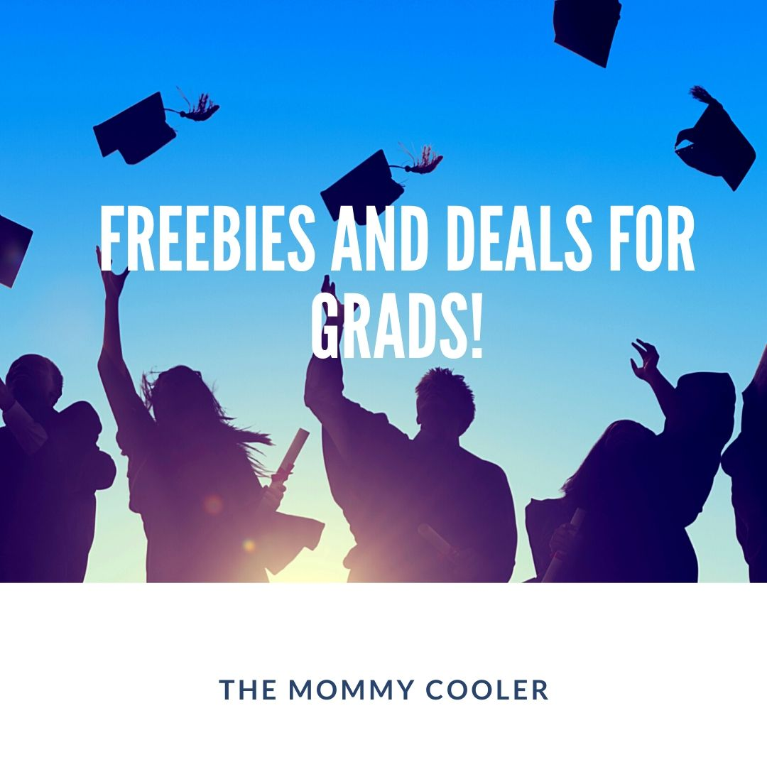 The Best Freebies and Deals for Graduates