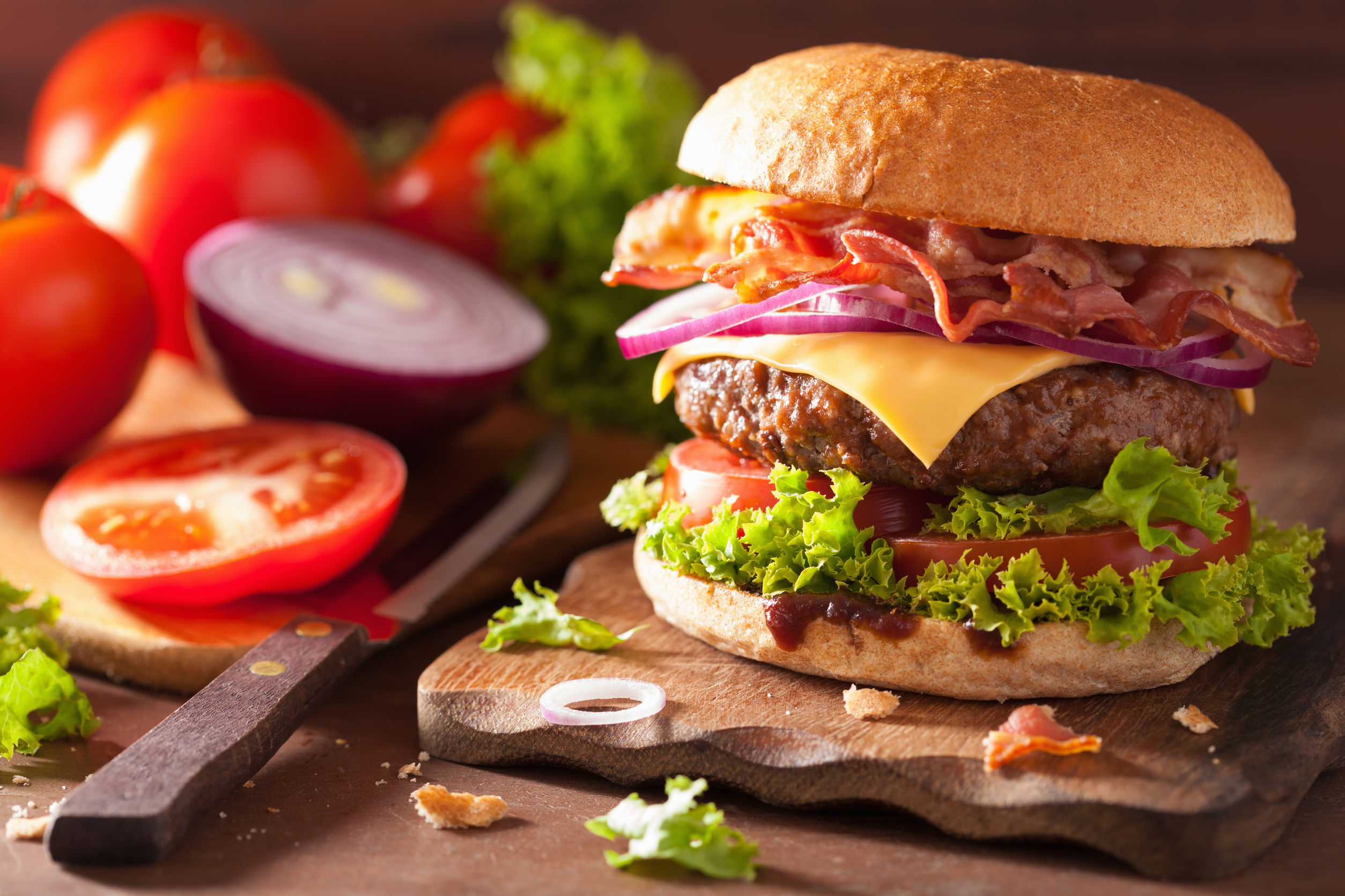 National Hamburger Day Deals & Freebies