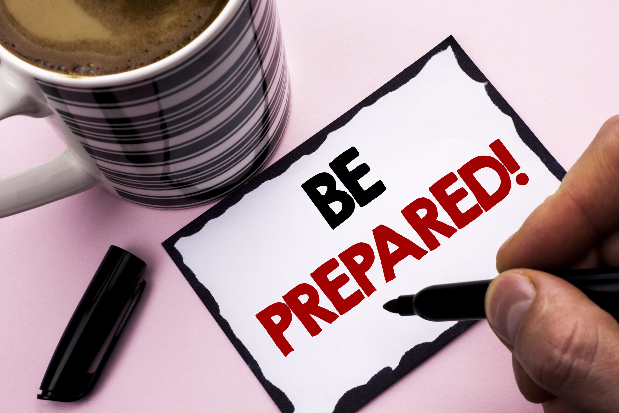 Be Ready For Any Emergency!