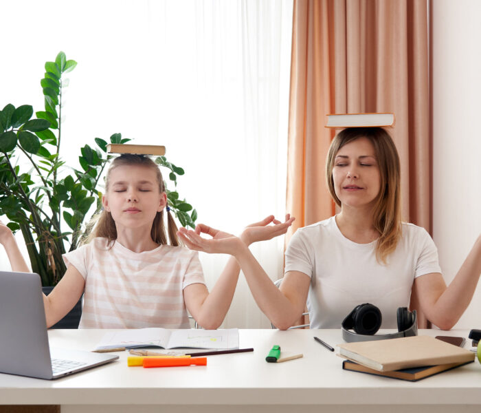 Self- Care Tips During Virtual Learning For Parents & Kids