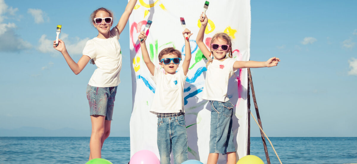 The Last Thing Kids Need Is an Overscheduled Summer! Here Are Eight Science-Backed Activities to Try